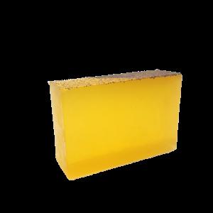 Savon artisanal à la coupe orange pamplemousse