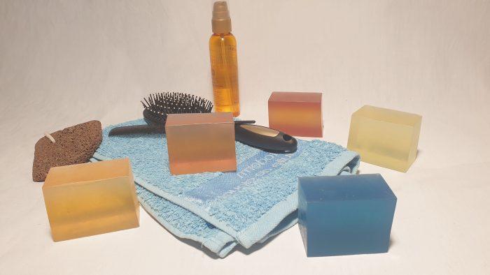 savon à la coupe shampoings solides