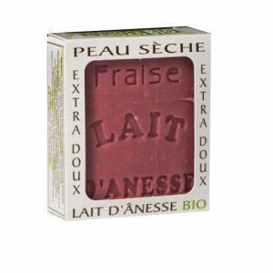 savon-au-lait-d-anesse-bio-fraise