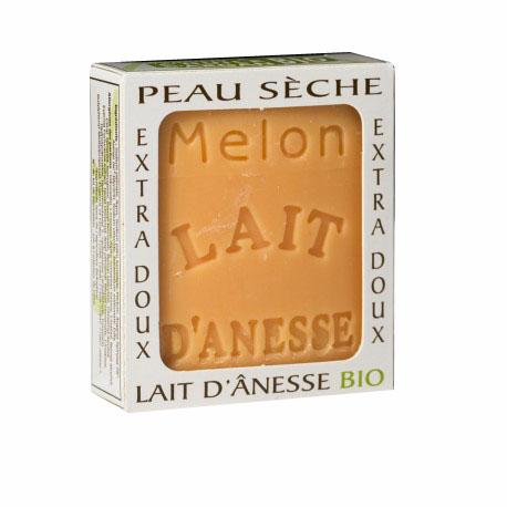 savon-au-lait-d-anesse-bio-melon