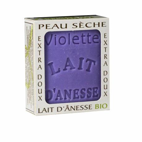 savon-au-lait-d-anesse-bio-violette