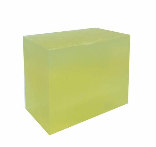shampoing solide à la coupe thé vert